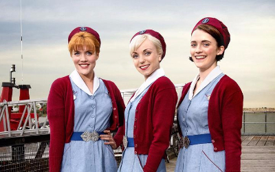 To see how religion boosts public health, watch 'Call the Midwife'