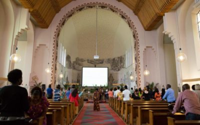 Can Going to Church Make You Live Longer?  An interview with Ellen Idler, Director, RPHC